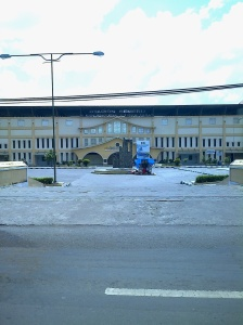 Stadion Semeru kota Lumajang